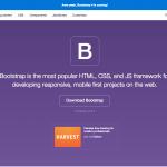 マルチデバイス対応Webサイト構築に最適なBootstrap